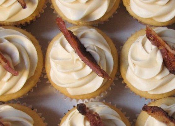 Maple Bacon Cupcake Recipe