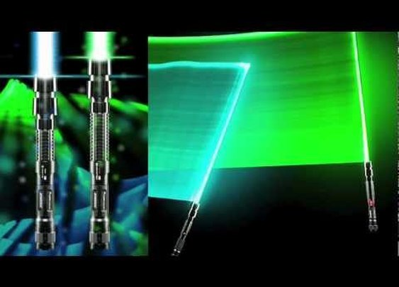 Wicked Lasers LaserSaber Official Video      - YouTube