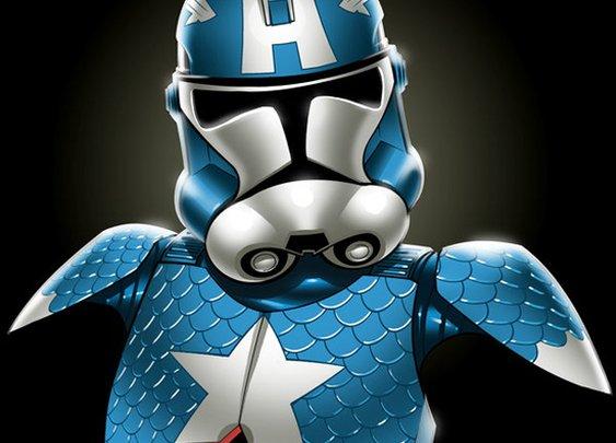 Stormtrooper Superheroes