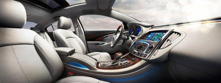 2012 Buick LaCrosse | Luxury Car Interior Photos | Buick
