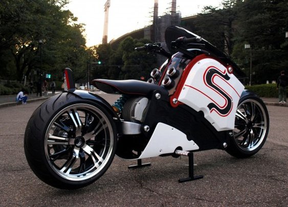 Radical zecOO electric motorcycle headed for production