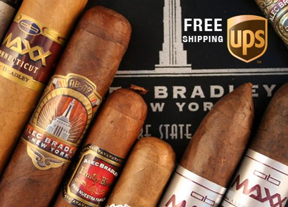 WEEKEND WARRIOR SALE! New lower prices on Alec Bradley #Cigars and Swisher Sweets!