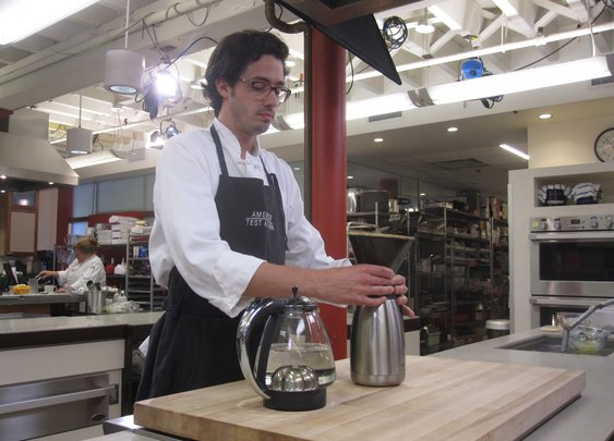 How to Make Pour-Over Coffee [VIDEO]  |  The Feed