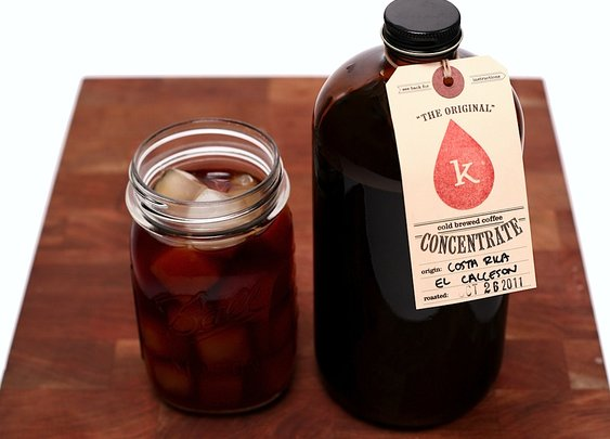 Kickstand - Bottled Iced Coffee Concentrate