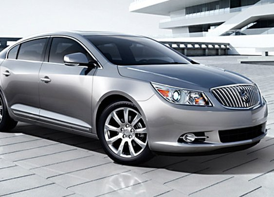 2012 Buick LaCrosse | Luxury Car Exterior Photos | Buick