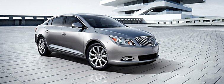 2012 Buick LaCrosse | Luxury Car Exterior Photos | Buick