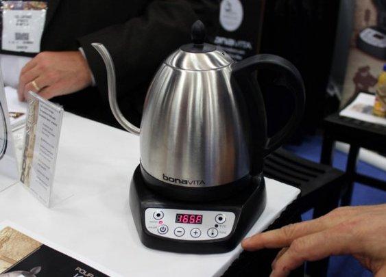 SCAA Expo - Bonavita Electric kettle