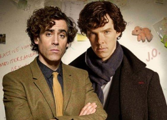 Dirk & Sherlock