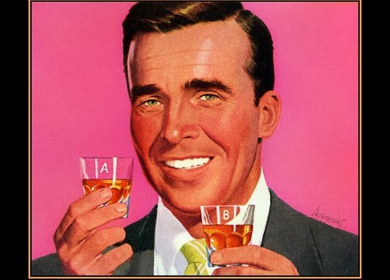 Because real men drink Irish