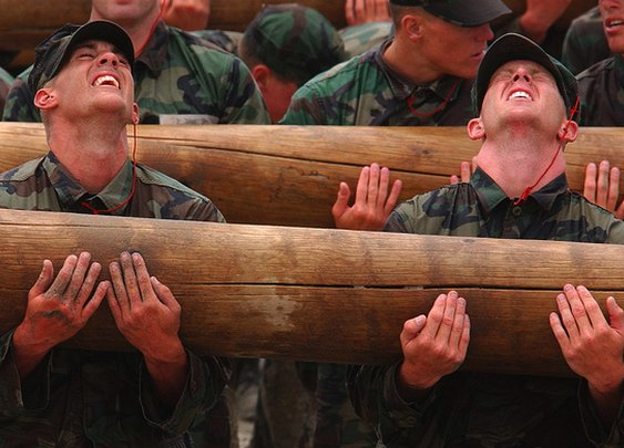 24 Elite Navy Seals Reveal The Secret To Their Toughness & How They Made It Through Hell Week