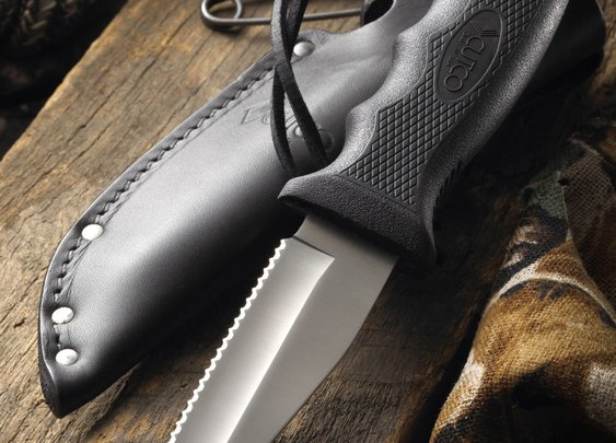 Cutco's newest knife: The Gut Hook Hunting Knife