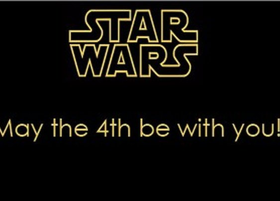 Star Wars Day: May the 4th Be With You | Double Rock Properties