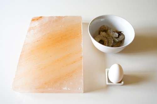 Cooking with an Ancient Himalayan Salt Block