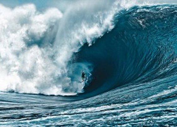 Nathan Fletcher Grabs Billabong XXL Wave of the Year