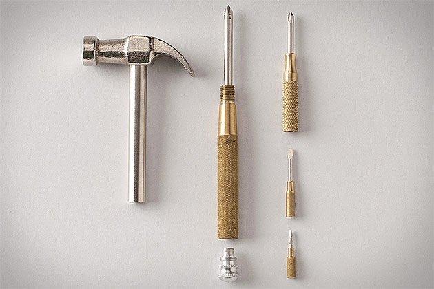 Hammer Screwdriver Combination Tool | Uncrate