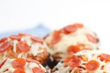 Pizza Cupcakes!
