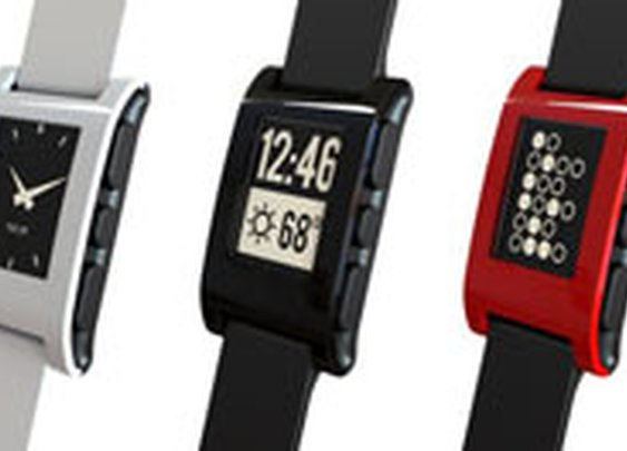 Android and iPhone users fuel fervour for Pebble, a wristwatch that runs apps | Technology | The Guardian