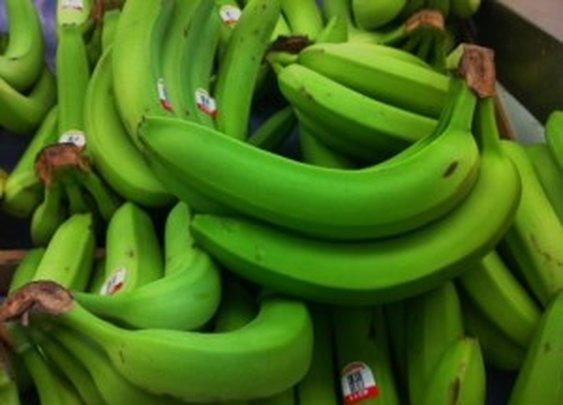Green Bananas  |  thethingaboutflying