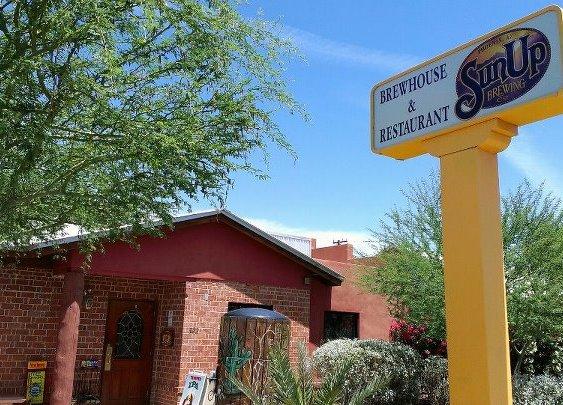 SunUp Brewing, Central Phoenix, AZ.