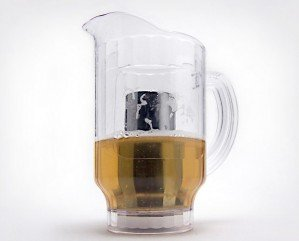 ICE CORE BEER PITCHER   MonkeyBait