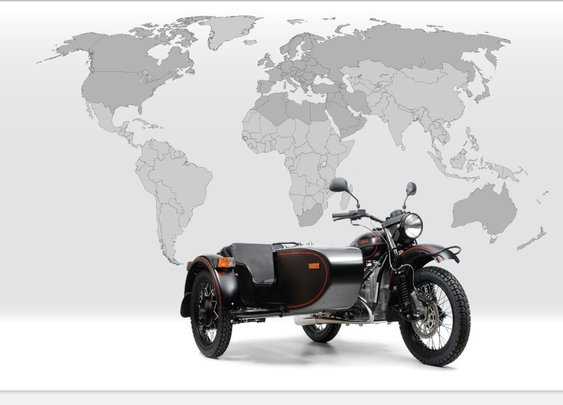 Ural | Russian Sidecar Motorcycles