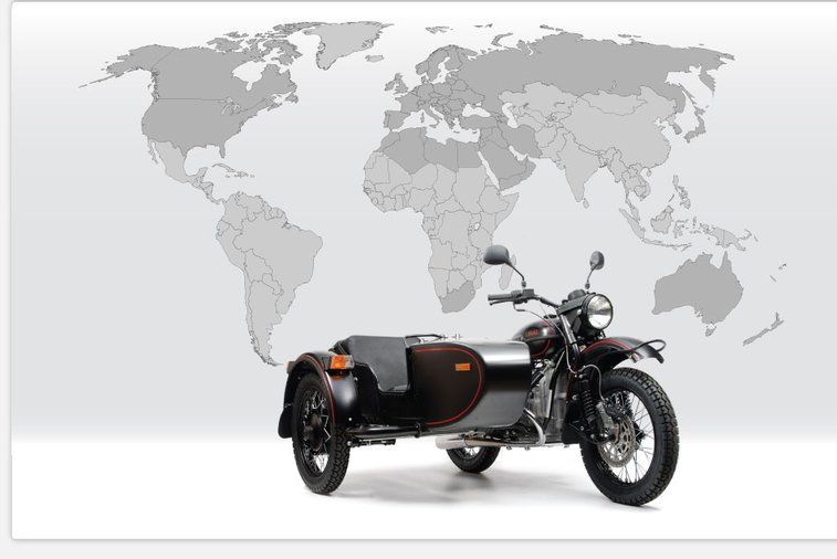 Ural | Russian Sidecar Motorcycles