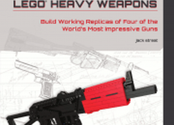 LEGO Heavy Weapons | No Starch Press