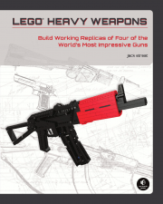 LEGO Heavy Weapons   No Starch Press