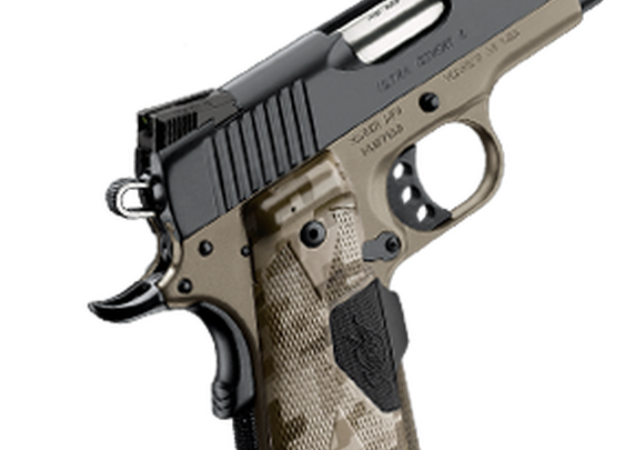 Covert II Kimber Custom Shop Pistols