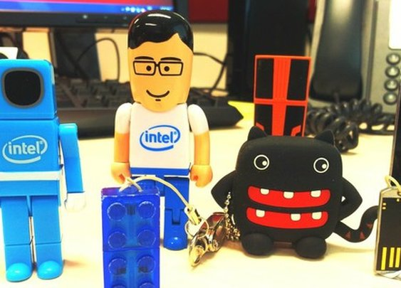 USB-a-Man is an IT Engineer