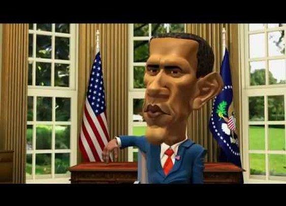 Reagan Vs. Obama - Social Economics 101      - YouTube