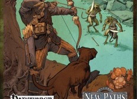 Supplement Review: New Paths: The Expanded Spell-less Ranger