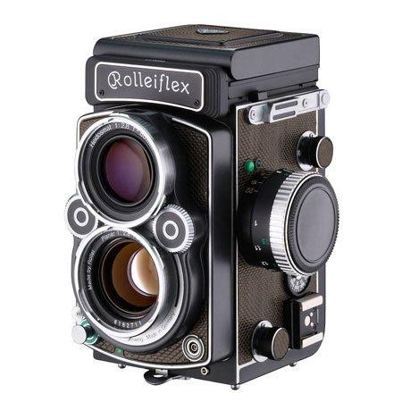 Rolleiflex 2.8 FX Medium Format TLR (Twin Lens Reflex) Camera