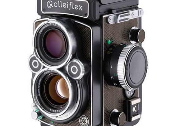 Rolleiflex 2.8 FX Medium Format TLR (Twin Lens Reflex) Camera