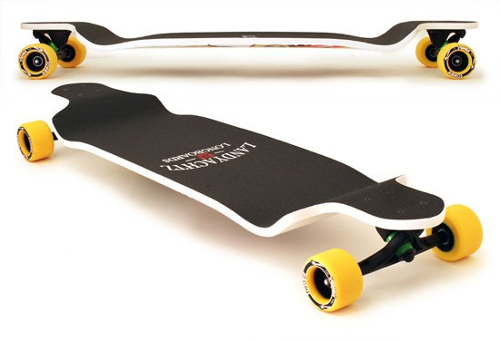 Land Yachtz  Long Boards - The Switch
