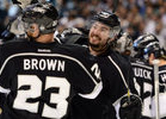 NHL Playoffs 2012: L.A. Kings More Dominant Than Ever After Sweeping St. Louis | Bleacher Report