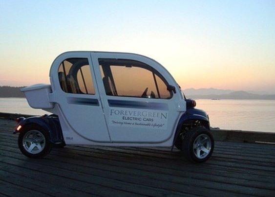 Planet Friendly Vehicles