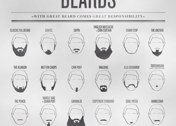 The Unofficial Guide to Beards