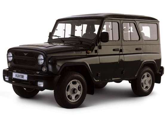 Uaz - Ulyanovsky Avtomobilny Zavod