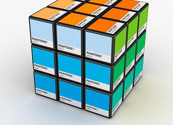 Pantone Rubik's Cube – Boing Boing Gadgets