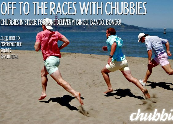 Chubbies Shorts: Radical shorts for men