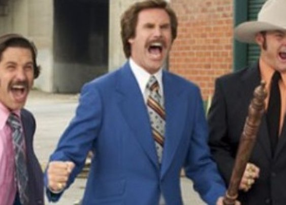 Ron Burgundy is back! Anchorman 2 is a go! (Watch Video)