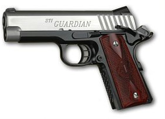STI International Inc. Guardian 1911 Style Pistol -  SemperFi Arms Offical Dealer Canton, GA