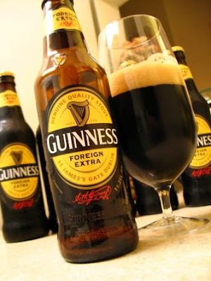 Oasis in a Gastronomic Wasteland: Beer Review - Guinness Foreign Extra Stout