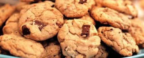 Recipe: Bacon Bourbon Chocolate Chip Cookies: Manliest Cookies Ever!