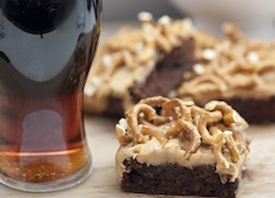 Black & Tan Brownies
