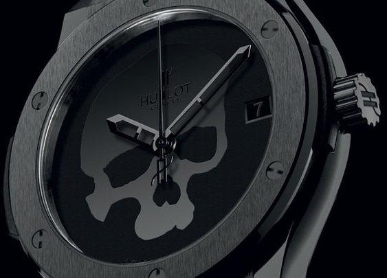Hublot - Skull - Big Bang Watch | Selectism.com