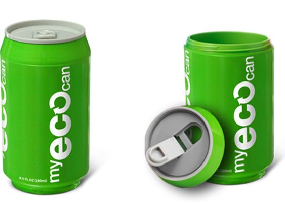 My Eco Reusable Drink Can