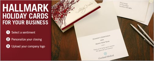 Business Holiday Cards & Corporate Greeting Cards - Hallmark Business Connections