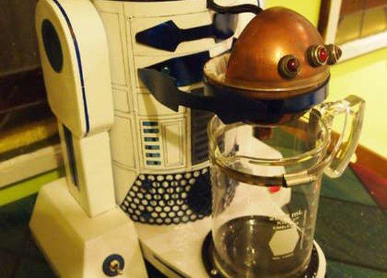 R2-D2 Coffeemaker